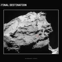 Le manovre finali di Rosetta: ultime virate verso la cometa