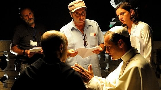 """Papale papale: intervista a Paolo Sorrentino su """"The Young Pope"""""""
