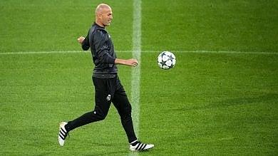 """Zidane: """"Ronaldo è intelligente  ma neanche io sono stupido"""""""