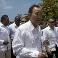 Colombia, l'Ue sospende le Farc dalla lista nera del terrorismo