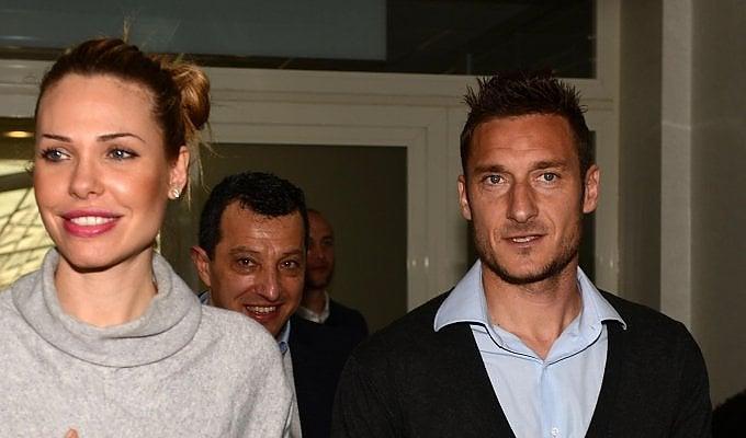 """Totti: """"Capisco Ilary, ma ora sto con Spalletti"""""""