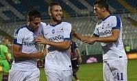 """Atalanta batte Crotone 1-3   Gasperini : """"Aria pesante"""""""