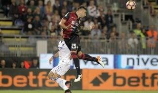 Cagliari-Sampdoria 2-1: regalo di Viviano, Melchiorri fa felice Rastelli