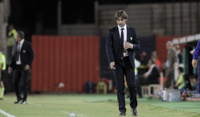 """Cagliari, Rastelli esulta: """"Atteggiamento giusto, siamo stati coraggiosi"""""""