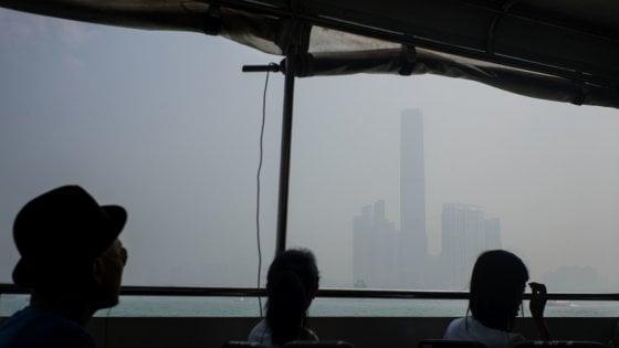 """L'Oms: """"Il 92% della popolazione mondiale respira aria inquinata"""""""