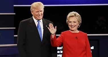 Clinton batte Trump nel primo dibattito,  ma le banche zavoranno ancora le Borse