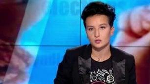 Minacce omofobe per Amina coming out in tv dell'ex Femen
