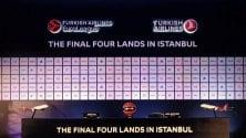 Eurolega tutta nuova Final Four a Istanbul