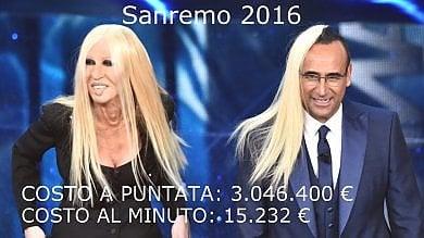Rai, un milione a puntata per Sanremo, Alberto Angela, Pausini e Cortellesi
