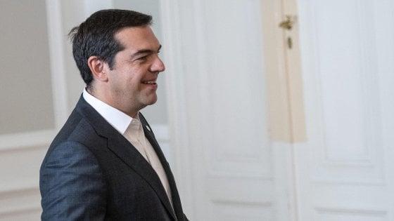 Grecia, in Parlamento un nuovo pacchetto di riforme per ricevere 2,8 miliardi di fondi