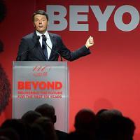 """Ponte Messina, Renzi: """"Può creare centomila posti di lavoro. Se siete pronti, noi..."""