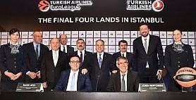 E' una Eurolega tutta nuova Final Four 2017 a Istanbul