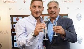 """Totti, 40 anni d'amore: """"Potevo andare al Real, ma sono felice di dire la mia qui"""""""
