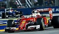 """Vettel, prove di fiducia """"L'obiettivo è vincere"""""""