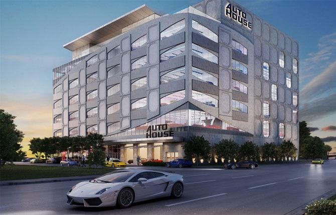 Miami il condominio di lusso per supercar for Appartamenti lusso new york