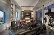 AutoHouse, il condominio di lusso per auto e moto