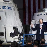 Il progetto del miliardario americano Elon Musk: portare uomini su Marte
