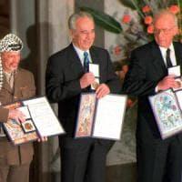 Israele, morto a 93 anni l'ex presidente Peres