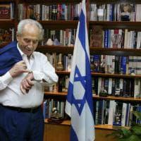 Shimon Peres, una vita per la pace
