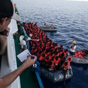 L'Europa inizia a Lampedusa: sull'isola duecento studenti per parlare di diritti umani