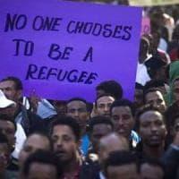 Baobab, la questura di Roma vìola il diritto d'asilo: la denuncia dei