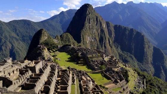 Sulle tracce degli Incas