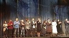 Disabili, la prima volta  in scena da soli:  con uno straordinario  Don Chisciotte   di MARIA CRISTINA FRADDOSIO