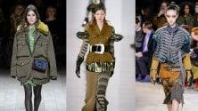 Uniformi, mostrine, parka: il militare piace
