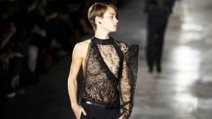 Saint Laurent: a Parigi debutta Anthony Vaccarello    Foto