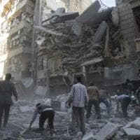 Tragedia Siria, il Papa: