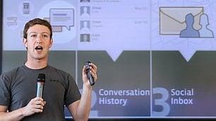 Facebook at Work, social a misura d'ufficio   Video     Foto  Sfida a LinkedIn