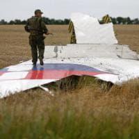 Investigatori olandesi: volo MH17 abbattuto da un missile portato in Ucraina