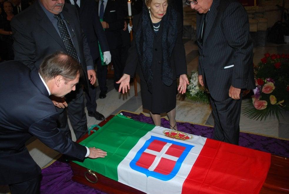 Addio al principe Giovanelli, nobili romani ai funerali dell'ultimo dei mondani