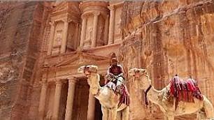 Petra non smette di stupire scoperti giardini monumentali