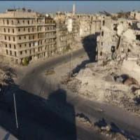 """Siria, ultimatum di Kerry a Mosca: """"Fermare i raid su Aleppo o fine alla collaborazione"""""""