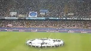 Torna la Champions a Napoli Urlo tifosi scuote il San Paolo