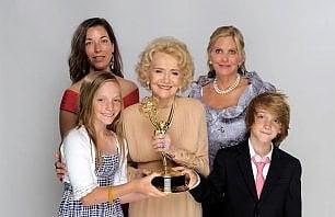 Addio alla regina delle soap Agnes Nixon
