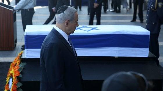 Morte di Shimon Peres, i grandi del mondo ai funerali a Gerusalemme. Misure di sicurezza eccezionali