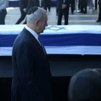 Morte di Peres, i grandi del mondo ai funerali a Gerusalemme. Misure di