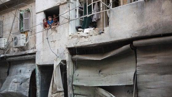 La lenta agonia della mia Aleppo