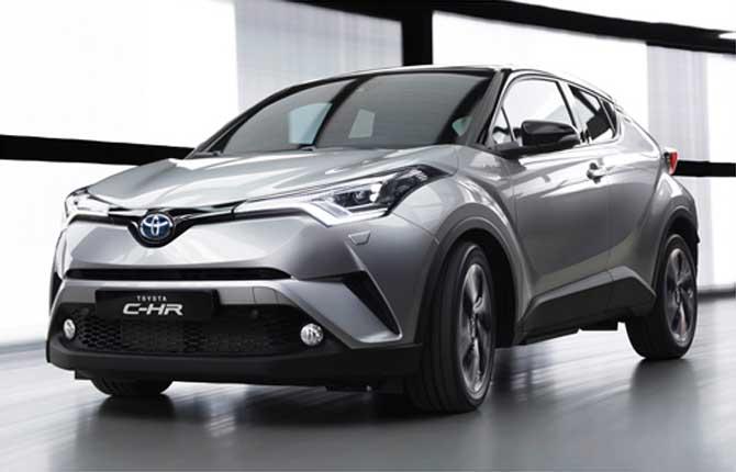 Gruppo Toyota, l'offensiva è ibrida