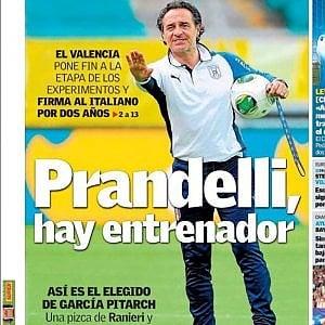 Valencia, Prandelli è il nuovo allenatore: pronti due anni di contratto