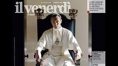 Papale papale: intervista a Paolo Sorrentino su The Young Pope