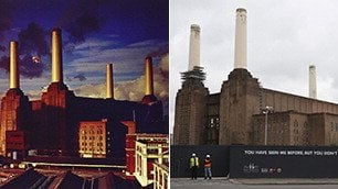 Tutto il fascino di Battersea dai Beatles ai Pink Floyd
