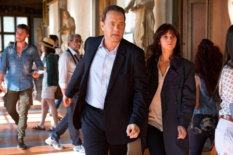 'Inferno', Tom Hanks torna nei panni di Robert Langdon, gira ancora Ron Howard