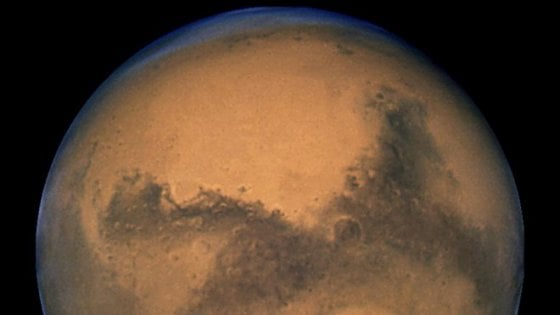 Marte e le sue montagne vulcaniche che ne cambiarono il clima