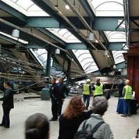 """Treno di pendolari si schianta nel New Jersey. """"Almeno cento feriti"""", si temono vittime"""