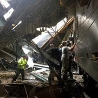 Usa, grave incidente ferroviario nel New Jersey
