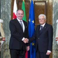 """Migranti, la Slovacchia prende le distanze da Orban. Kiska: """"Lavoriamo insieme"""""""