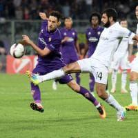 Fiorentina-Qarabag, il film della partita